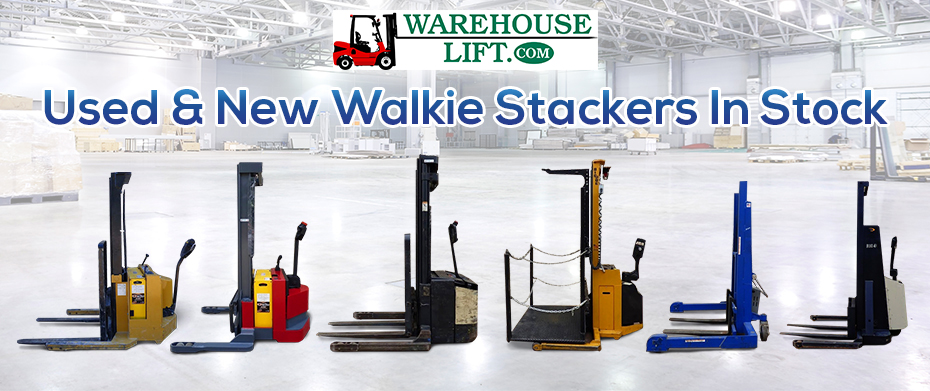 Walkie Stacker