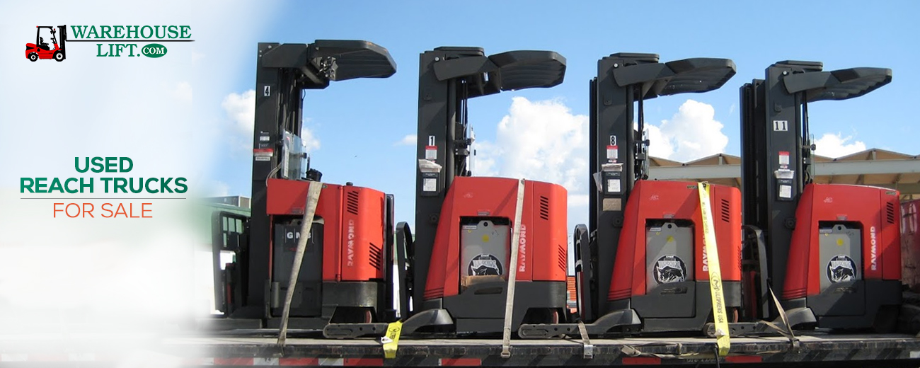 Raymond Reach Trucks