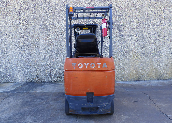 FL1620 - Toyota 7FBCU18 Four Wheel Electric