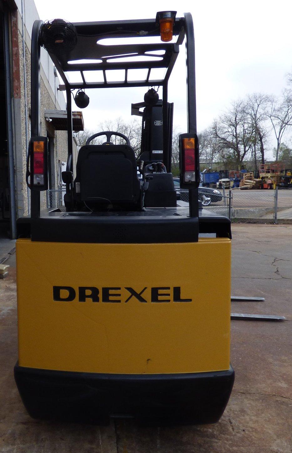 FL694 - Drexel DX SLF40 Turret Truck