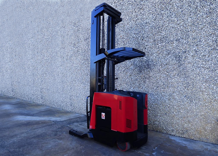 raymond electric pallet jack manual